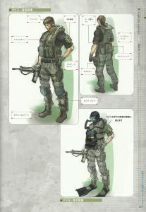 Resident Evil Revelations Art book