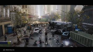 World War Z скриншоты геймплея