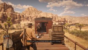 Red Dead Redemption 2 скриншоты геймплея